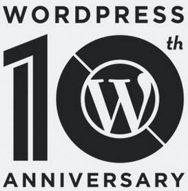 Wordpress celebra su primera década